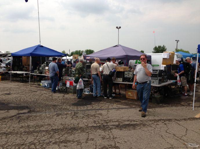 Dayton Flea Market 2013